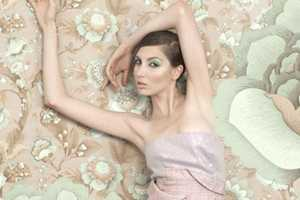 The Nicola Finetti Spring Summer 2011 Lookbook is Full of Floral Goodness