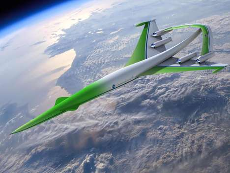 Supersonic Green Machine