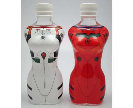Beverage Bottle Designs