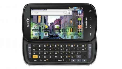 The Samsung Epic 4G Smartphone