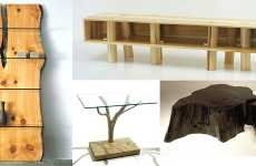 Nature Inspired Furniture Design