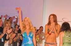 Celebrity Swimwear
