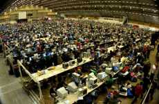 Nerds Set Record for World's Largest LAN Party