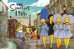 Watch The Simpsons Go to Paris in Style