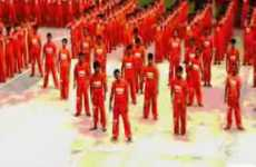 1,500 Filipino Prisoners Re-enact Michael Jackson's