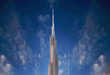 The Burj Dubai Becomes the World