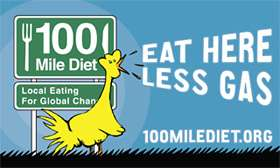 100 Mile Diet - Local Eating for Global Change