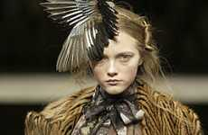 Feather Head Fashion
