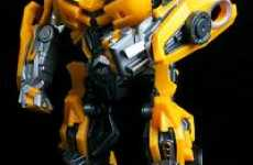 Dancing Transformer Robot