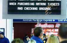 Amtrak Offers Booze Credit, Irks MADD