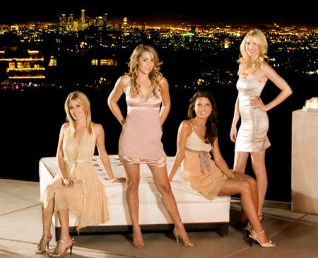 Reality TV Feuds - The Hills Stars Photoshopped Together In Promo Pics