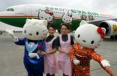 Hello Kitty Airbus