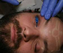 Eye Color Tattoos - Your Eye Balls Are The Next Frontier In Ink