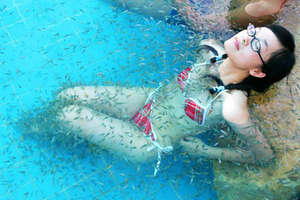 Doctor Fish Nibble Your Dead Skin