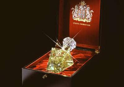 $215,000 Luxury Scent - Imperial Majesty Perfume With Diamonds & Gold