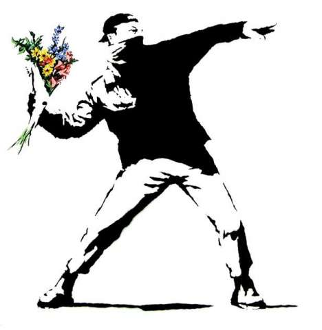 Stencil Graffiti An International Trend - Art, Political Statement, Vandalism