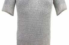 Chain Mail Fashion - The 20 Pound T-Shirt