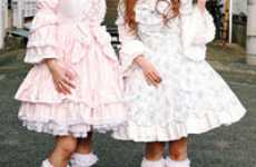 Japan Fashion Fetishism - Little Bo-Peep Chic