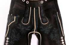 Luxury Lederhosen