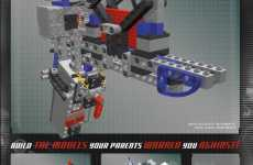 Secrets Of Lego Weapons Revealed - Insider How-To Book