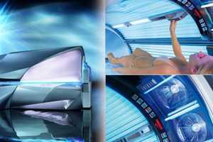 The Ergoline Prestige 1100-S Tanning Bed Tans you in Style