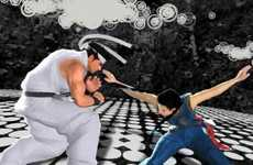Tweeting Arcade Games - Twitter-Enabled Virtua Fighter Lets Everyone Know About Your Epic Combos