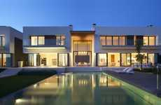Modern Spanish Manors