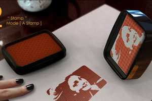 The Stampy Digital Camera Turns Your Pictures into Stamps