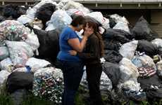 Pete & Andrea Fund Their Eco-Friendly Wedding by Recycling Aluminum Can