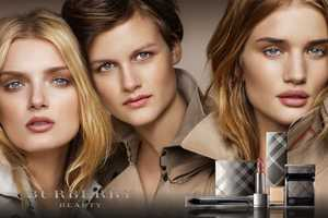 Burberry 'Beauty Beauty' Fall 2010 Campaign Has Three Famous Faces
