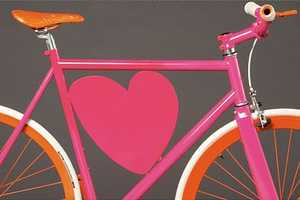 Be Cycle & Fashion's Designer Bikes Support Social Causes
