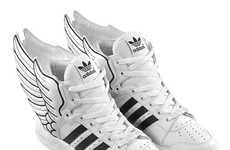 Mythological Footwear