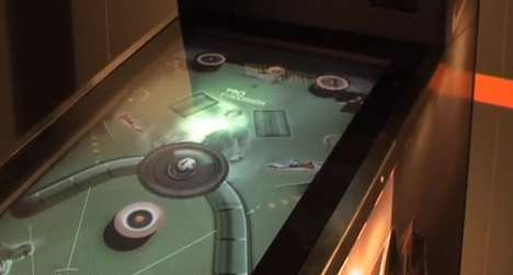 Nike Write the Future Digital Pinball