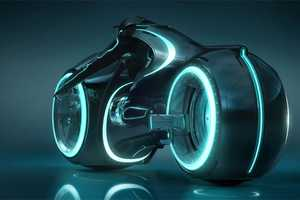 The Street-Legal TRON Lightcycle Will Help You Ride in Style