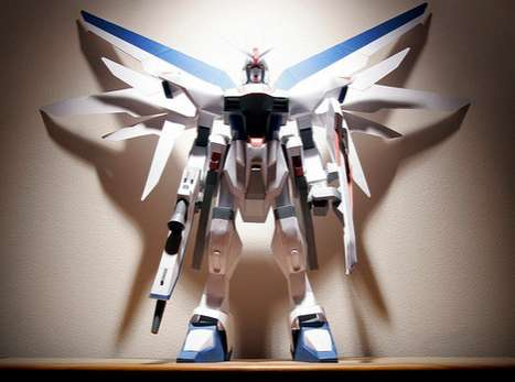 Freedom Gundam recreation