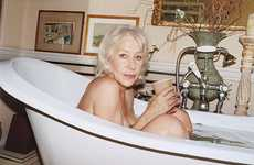 Nude Senior Spreads - The Helen Mirren Juergen Teller Photos Prove That 60 Plus is Golden
