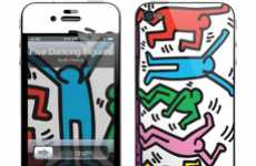 Adhesive Phone Designs - The Artistic GelaSkins iPhone 4 Covers Have Arrived