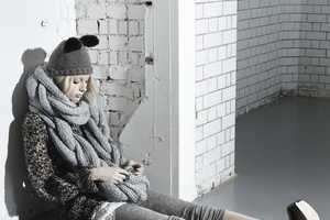 The Topshop FW 2010 Lookbook Gets Cozy for Autumn
