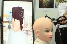 Virtual Reality Hairstyling