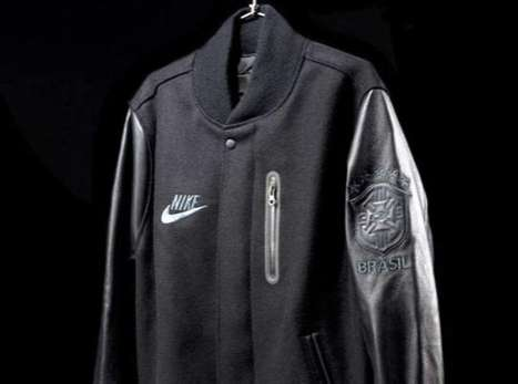 Nike Brazil Destroyer Jacket