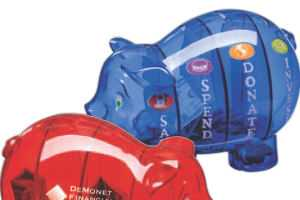 Money Savvy Pig Has Four Tummies to Teach Money Management