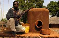 Rural Refrigerators - Bilberto Tethere Develops a Zero-Energy Fridge Made Out of Bamboo and Clay