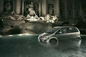 Fulvio Bonavia Makes Amazing Car Campaigns