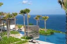 Extraordinary Eco Resorts - The Alila Villas Uluwatu in Bali is Breathtakingly Beautiful