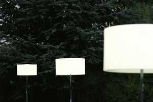 The Harry Floor Light lets Users Take their Living Room Outdoors