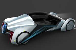 Glidex 2020 Concept Vehicle is Specially Designed for Chinese Roads