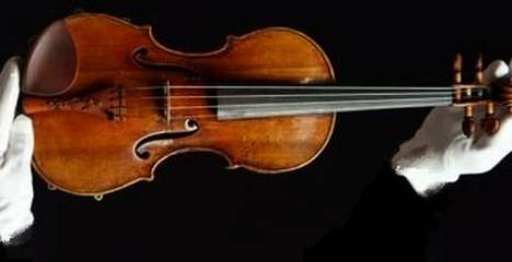 Vieuxtemps Guarneri Violin