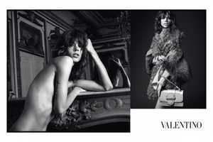 The Valentino Autumn/Winter 2010 Campaign Goes Buff