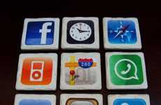 iPhone App Coasters