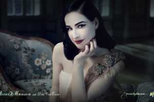 Perrier by Dita Von Teese Will Make You Blush